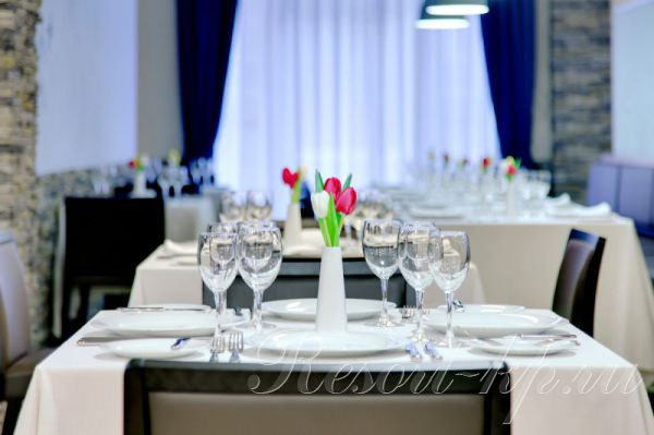 Ресторан BRANCHE Restaurant & Bar